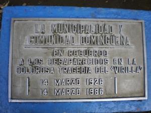 Tragedia del Virilla 1926