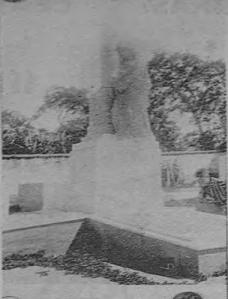 Cementerio - Virilla - Alajuela 1931