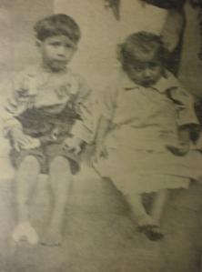 Abel y Gladys Quesada Bravo, 1926