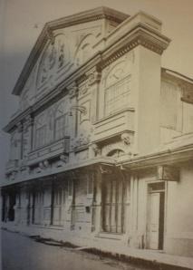 Teatro Variedades 1922